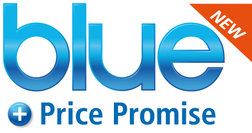 Blue+Price Promise